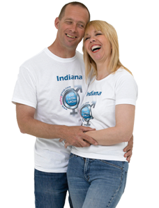 Indiana couple